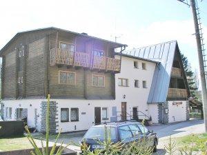 Koliba Belveder, Horní Planá