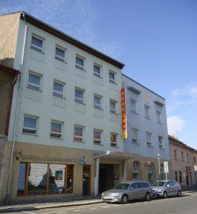 Hotel Koruna, Roudnice nad Labem