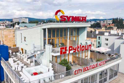 Pytloun City Boutique Hotel