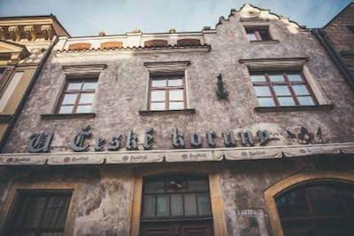 Hotel U České koruny,