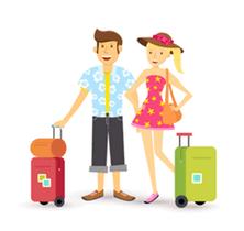 Zaměstnanci na dovolené